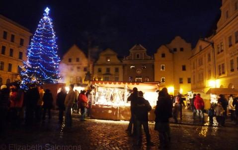 Old Town Square, Český Krumlov