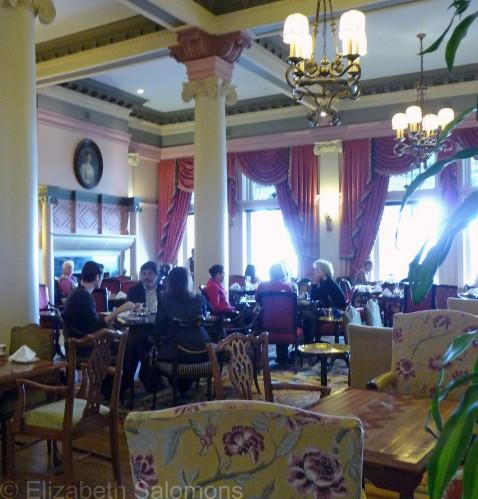 Tea Lobby 1
