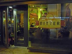 Bitter Tasting Room