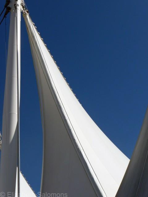 Canada Place Sail