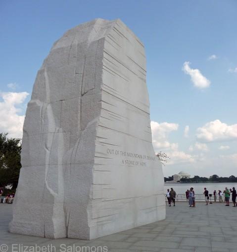 MLK Memorial Back