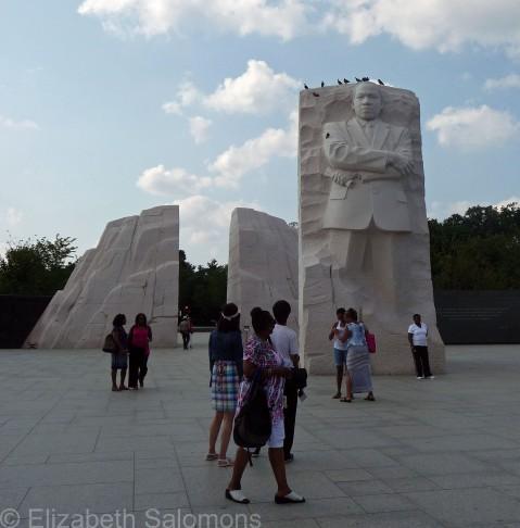 MLK Memorial Front