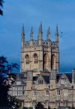 Merton Chapel Tower
