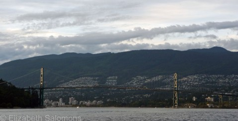 Lions Gate Bridge 1