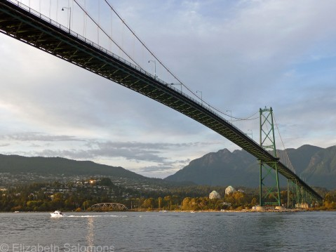 Lions Gate Bridge 2