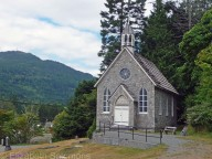 St. Paul's Roman Catholic church is the oldest church on Salt Spring Island. It was founded in 1878, and built between 1880 and 1885.