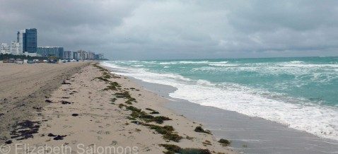 Stormy South Beach