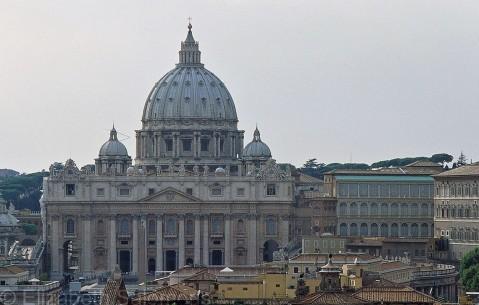 St. Peter's Basilica, Vatican City, October 2007