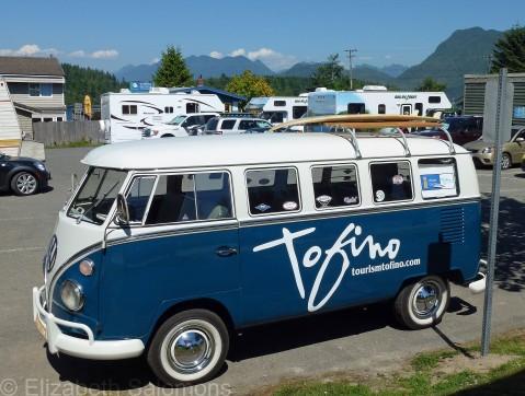 Tofino VW Bus