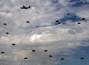 Paratroopers at Ginkel Heath