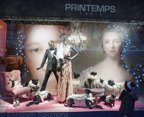 Printemps Window 2