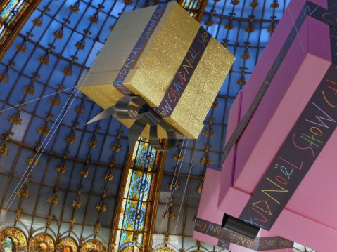 Galeries Lafayette Boxes