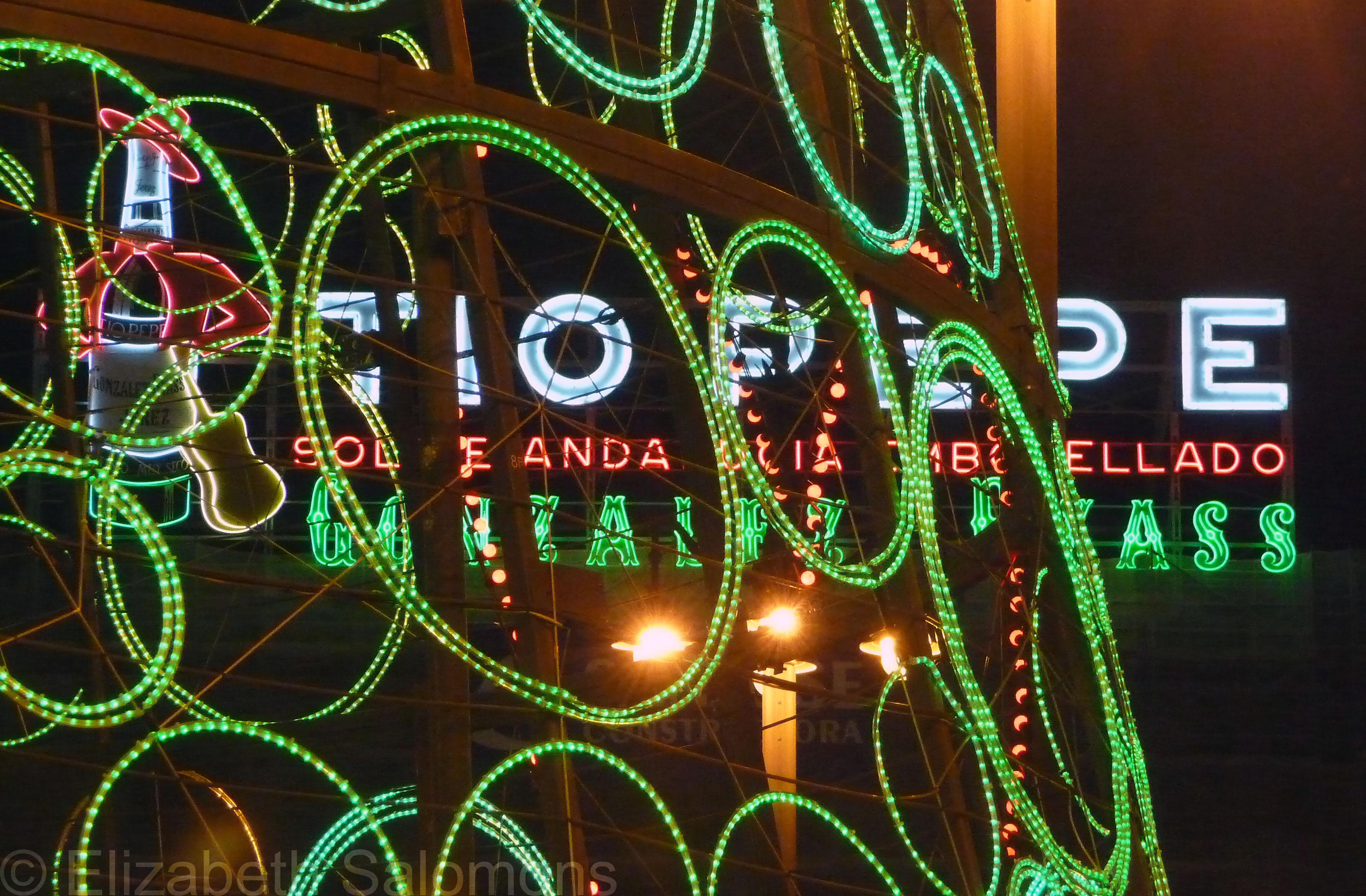 Christmas Lights Sol