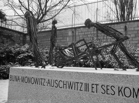 Buna-Monowitz-Auschwitz III Memorial 2