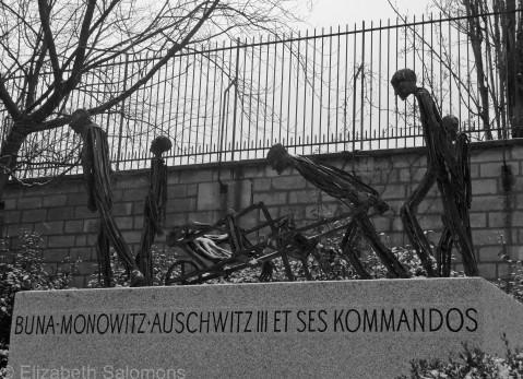 Buna-Monowitz-Auschwitz III Memorial 1