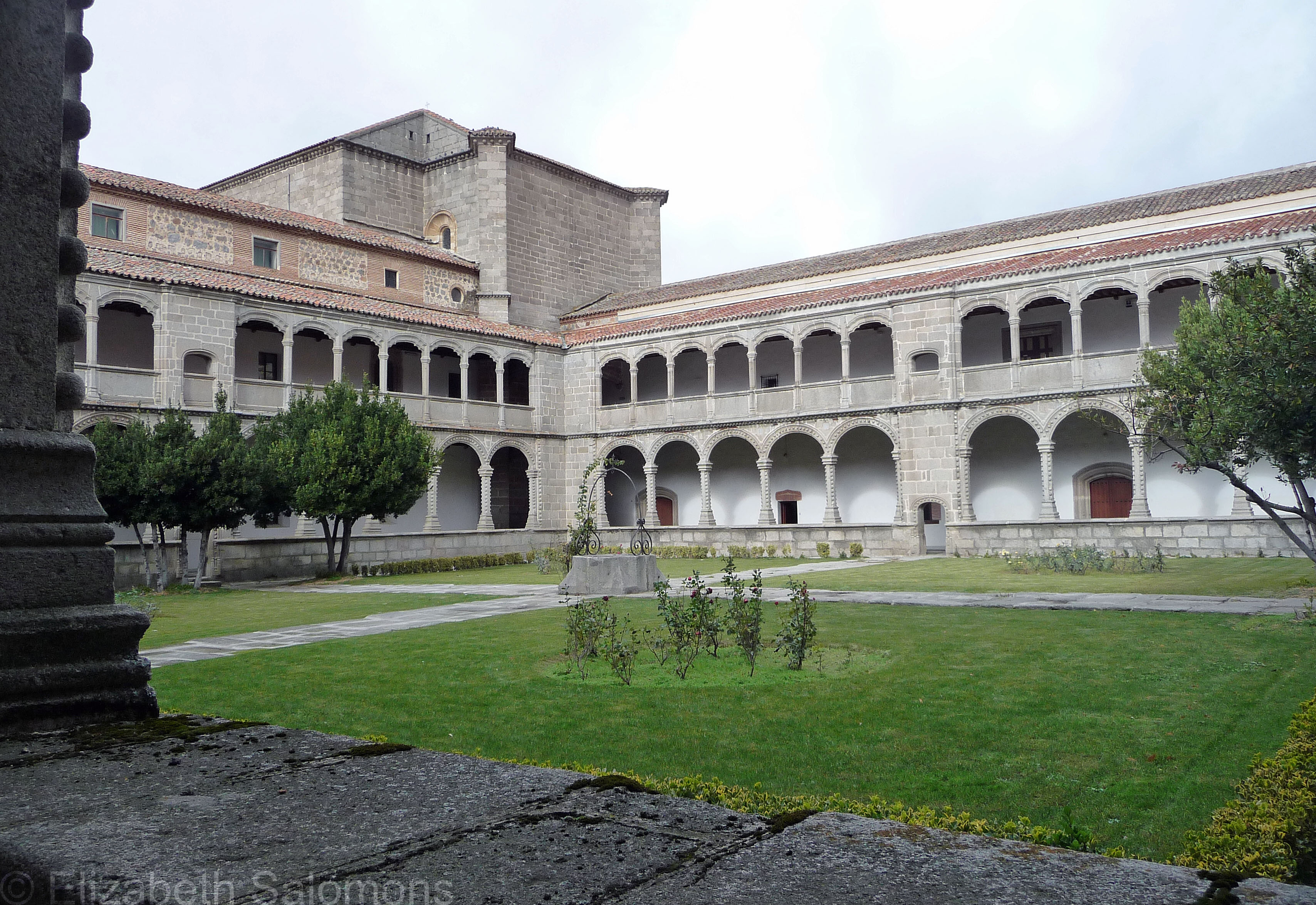 Cloister of the Monarchs