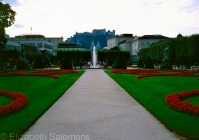 "Mirabell Gardens, where Maria and the children sing ""Do-Re-Mi."""
