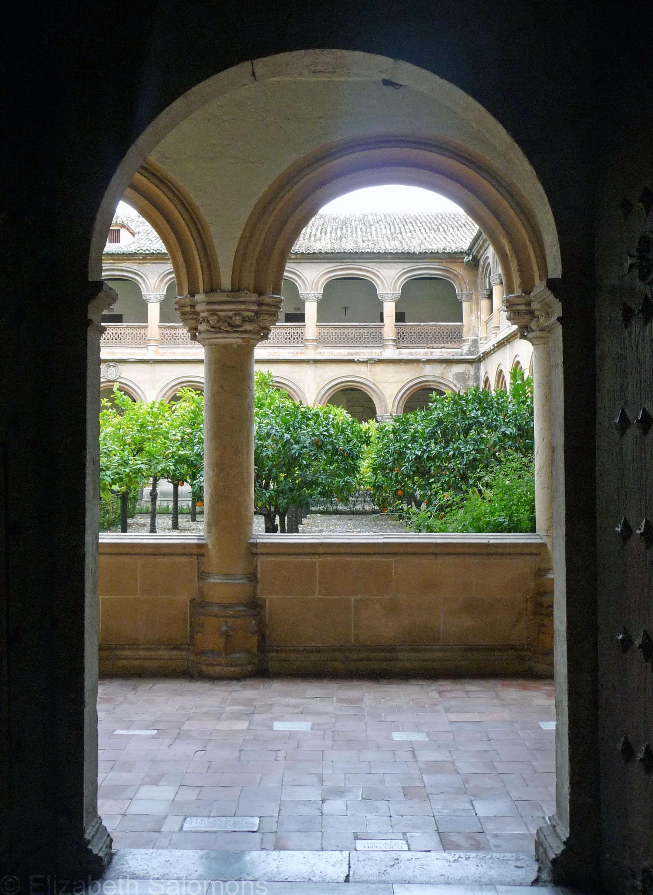 San Jerónimo Arches