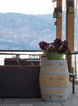 Quail's Gate is one of the Okanagan's biggest wineries and is located in West Kelowna.