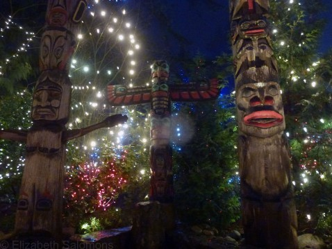 Totems and Lights