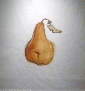 Pear Art