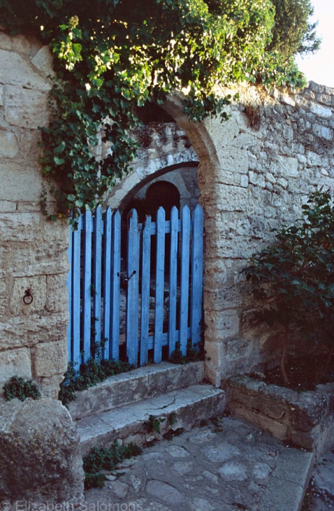 Provencal Gate