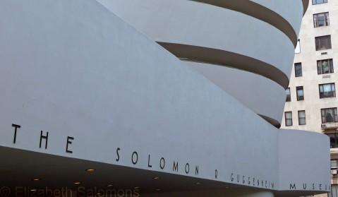The Guggenheim Exterior