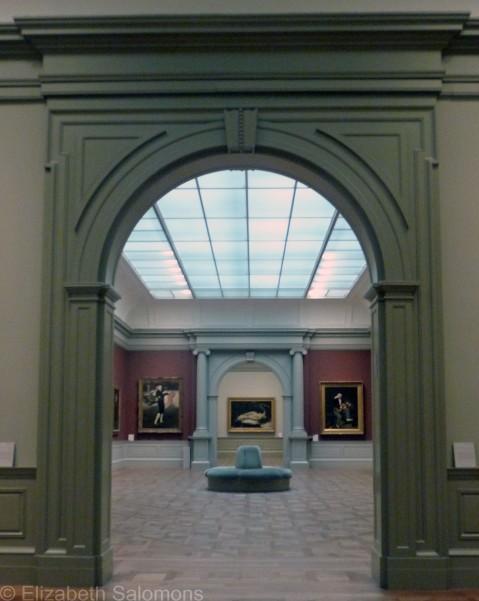 The Met Interior
