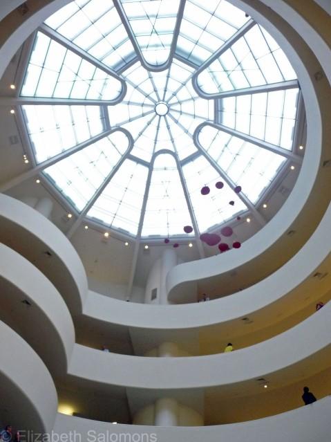 The Guggenheim Interior