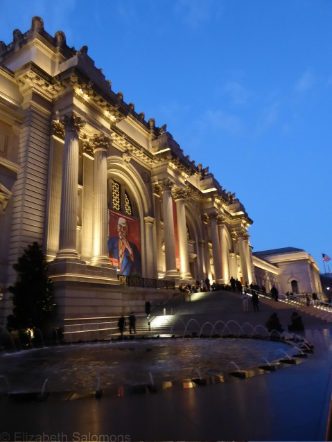 The Met at Night