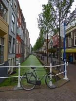 Delft Canal and Bike