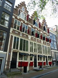 Houses Along the Bloemgracht 1